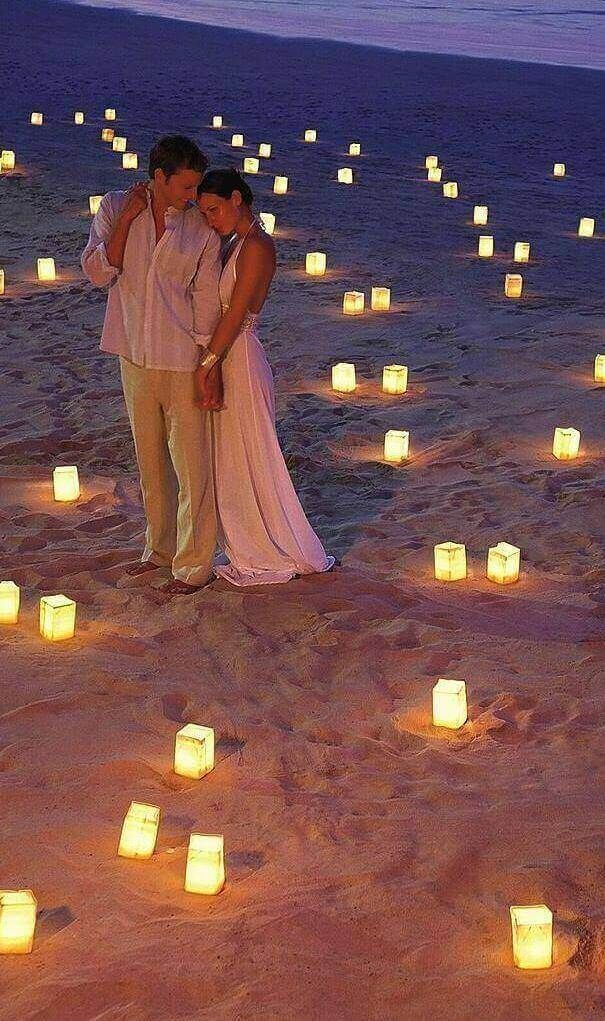 Beach - There is a full world of wedding theme ideas to adapt to your needs and taste. Here are 51 unique wedding theme detail ideas for getting married in style! For more wonderful ideas, check http://glamshelf.com !