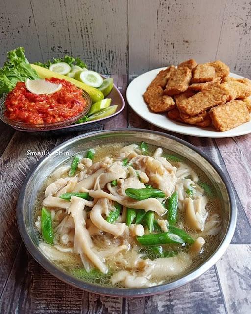 Resep Cara Masak Tumis Jamur Tiram Pedas Gurih Praktis Dan Sederhana Resep Tumis Resep Masakan Indonesia