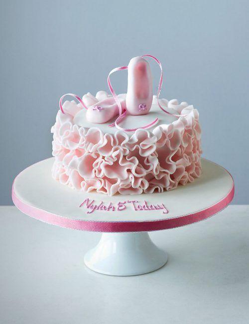 Marks And Spencer Baby Shower Cake Babygirl