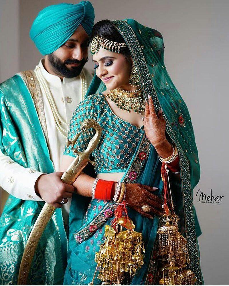 Nav Jivan Indian Wedding Couple Punjabi Wedding Couple Indian Wedding Photography Couples