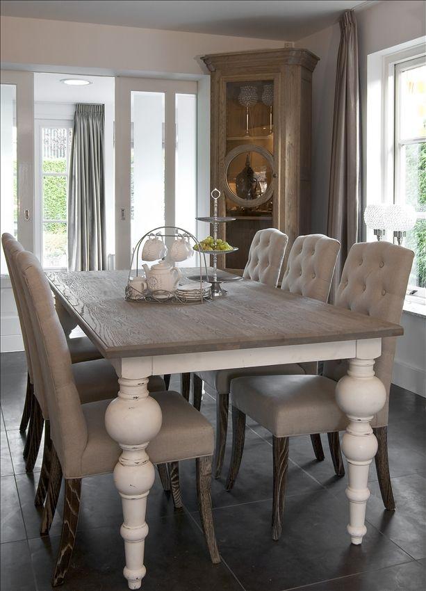 Épinglé Par Splendid Serendipity Sur Furniture Tables - Chaise assise 55 cm pour idees de deco de cuisine