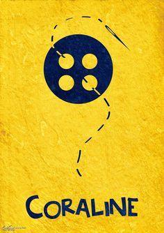 Tim Burton Coraline Y La Puerta Secreta Coraline Pelicula De Coraline Puertas Secretas