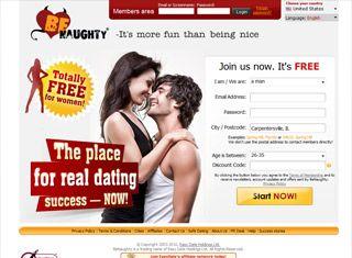 Free naughty dating