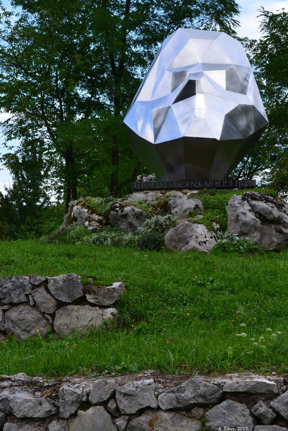 Bakic Lukovdol Ivan Goran Kovacic Outdoor Gear Outdoor Sculpture