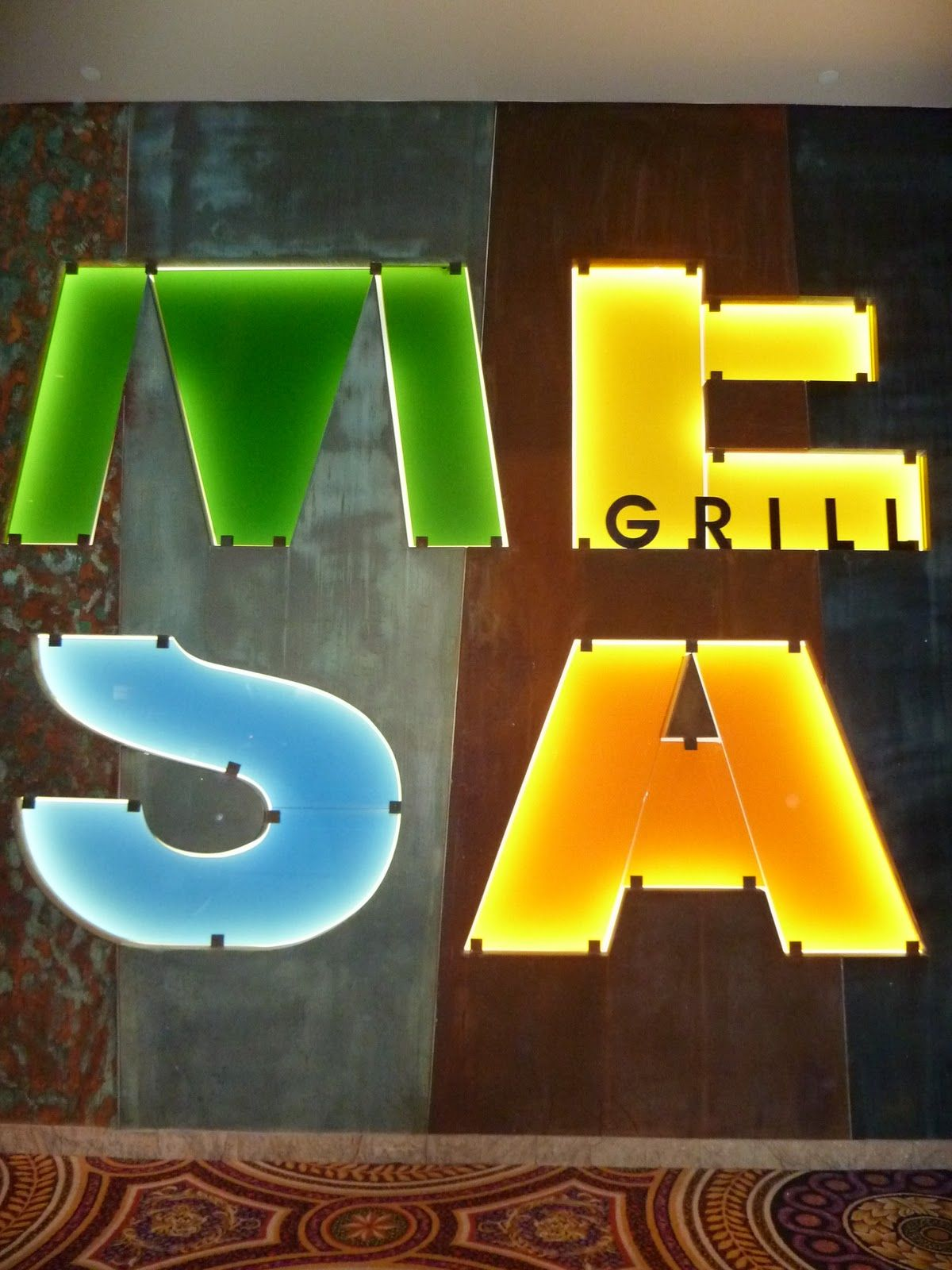 Mesa Grill, Owned by the one and only Bobby Flay
