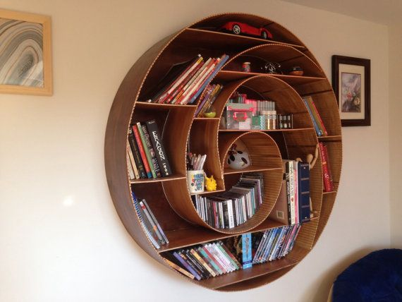 10 Bookshelves That Are Actually Pretty Nice