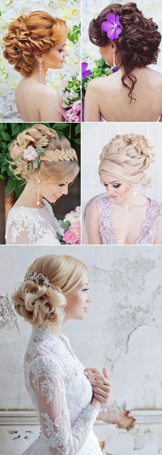 30 ROMANTIC WEDDING HAIRSTYLES FOR LONG HAIR   Elegant Hairstyle ...