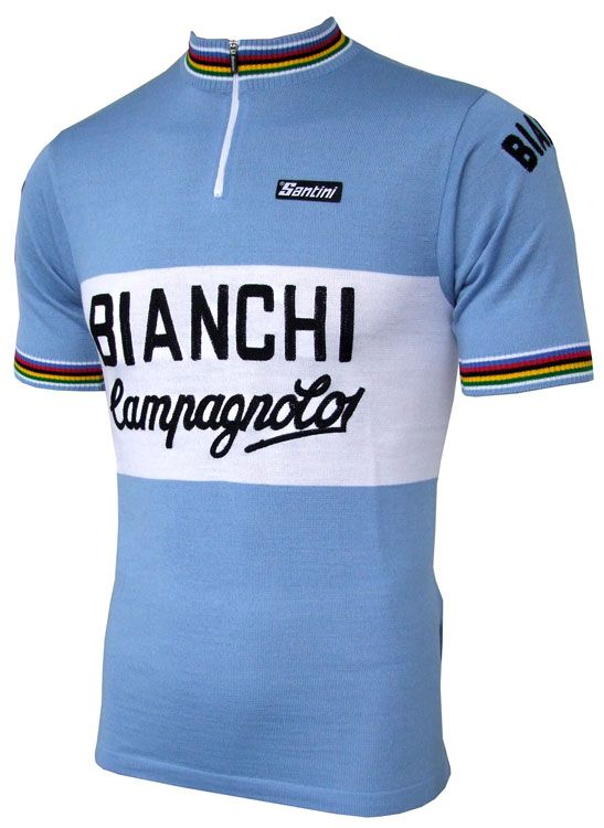 0f887524e Bianchi Campagnolo Vintage Cycling Wear