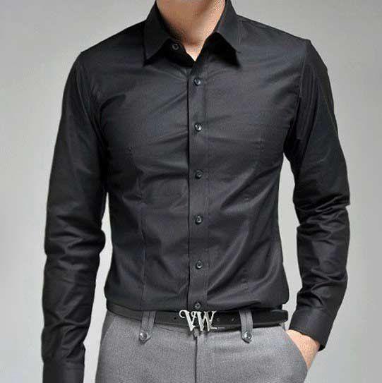 8c21731cc6 Beliebteste Casual Dress Shirt Design für Männer