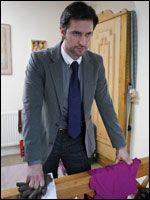 """Richard Armitage as 'John Mulligan' in """"Moving On: Season 1, Episode 3 Drowning Not Waving"""" 20 May 2009"""