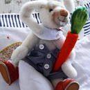Sammeln & Spielen - --------Süsser Hasenpups------ - ein Designerstück von Rosinchen1 bei DaWanda