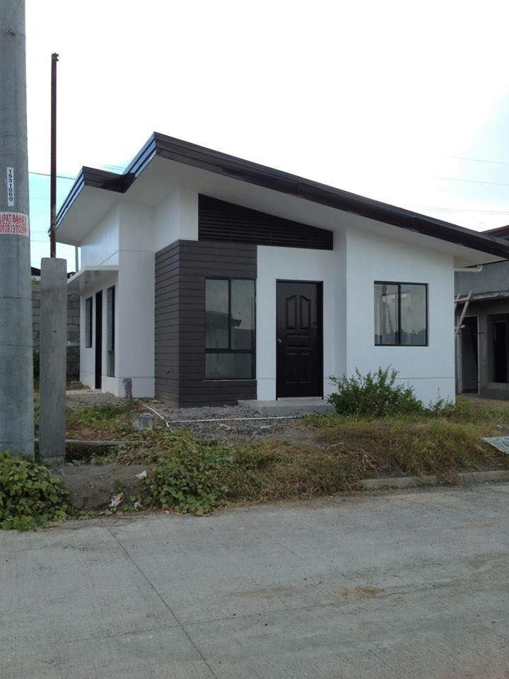 50 Designs Of Low Cost Houses Perfect For Filipino Families Small House Design Small House Design Philippines Small House Design Plans