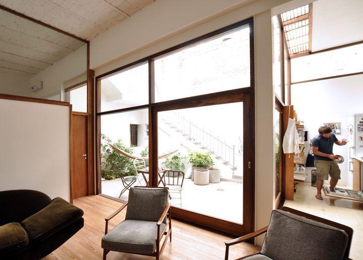 Un ph reciclado en palermo ph pinterest muebles de for Casa muebles palermo