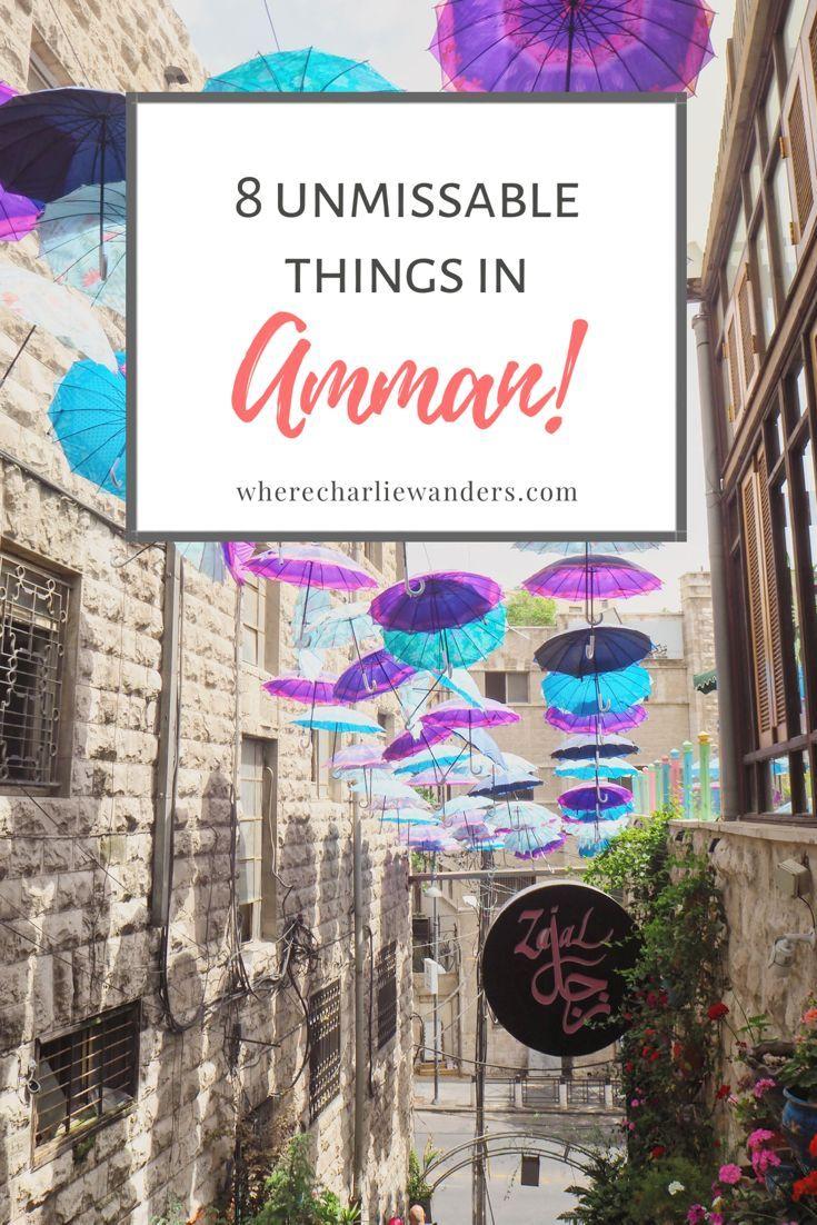 8 things to do in Amman, Jordan - Where Charlie Wanders