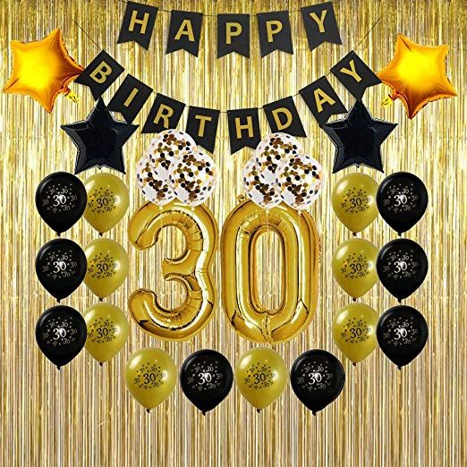 Amazon 50th Birthday Decorations Gifts For Men Wome Anniversary 50 Party Backdrop Supplies Kit Sash