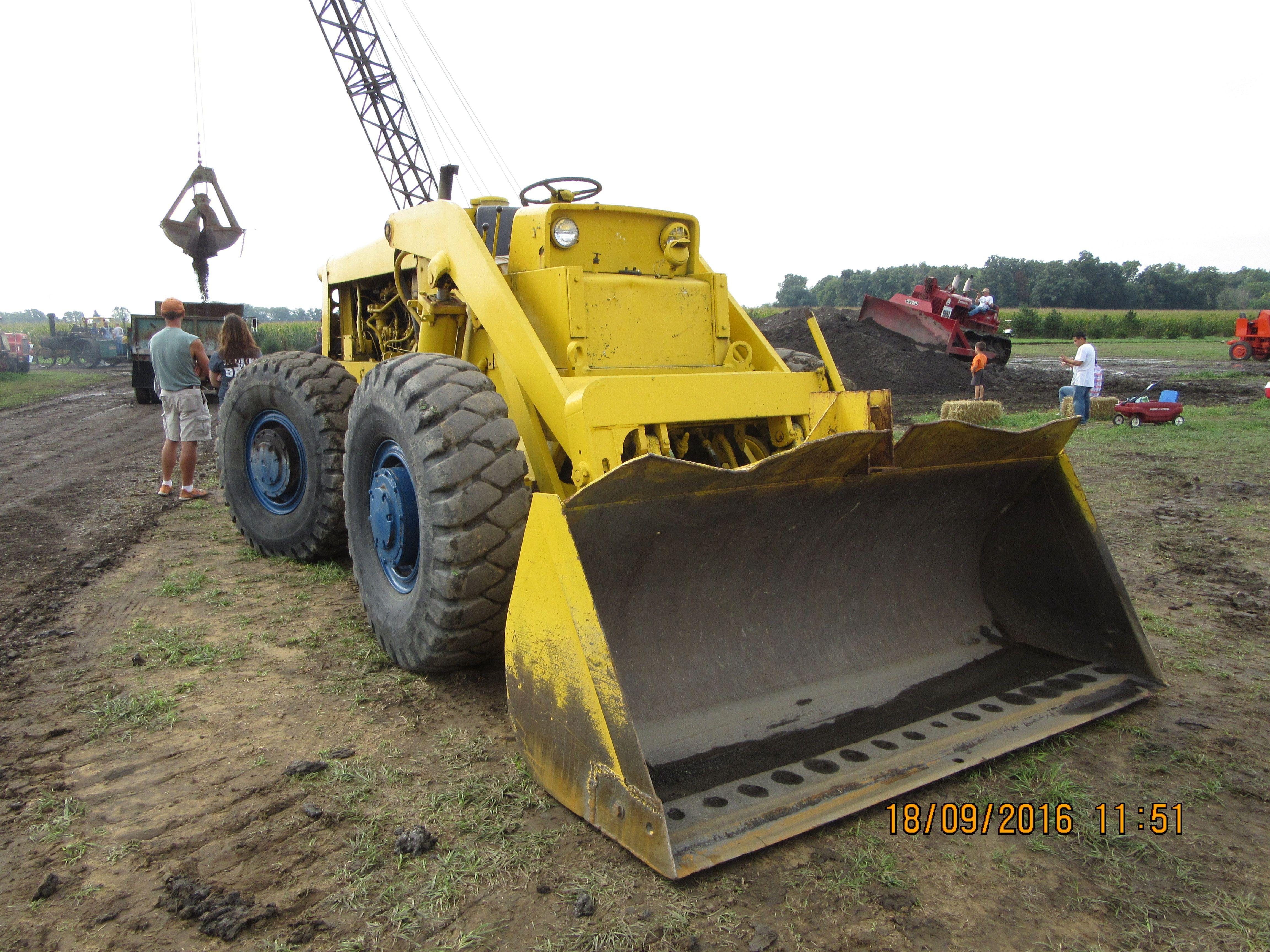 HCEA's Michigan 175A wheel loader Construction EquipMy