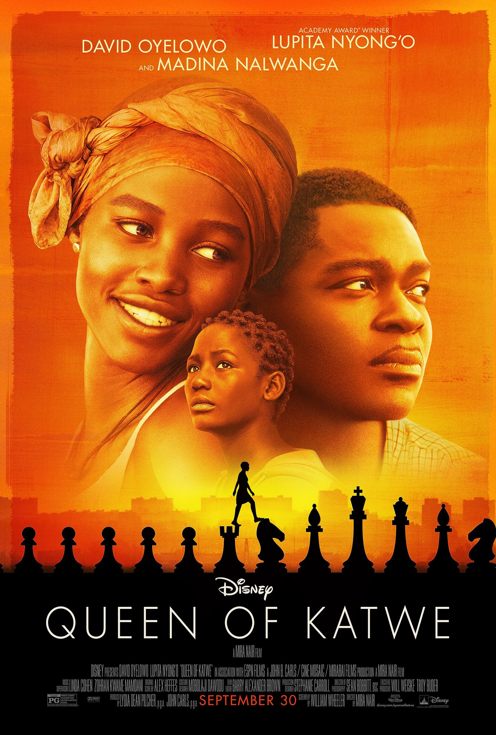 Queen Of Katwe 2016 Free Movies Online Full Movies Online Free Movies Online