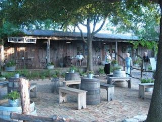 Looking for a great Texas patio to hang out on? Head on down to Gruene!