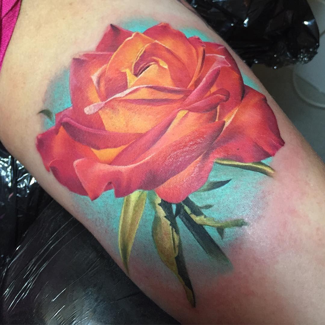 Thanks claire rose rosetattoo killerink stencilstuff fusionink