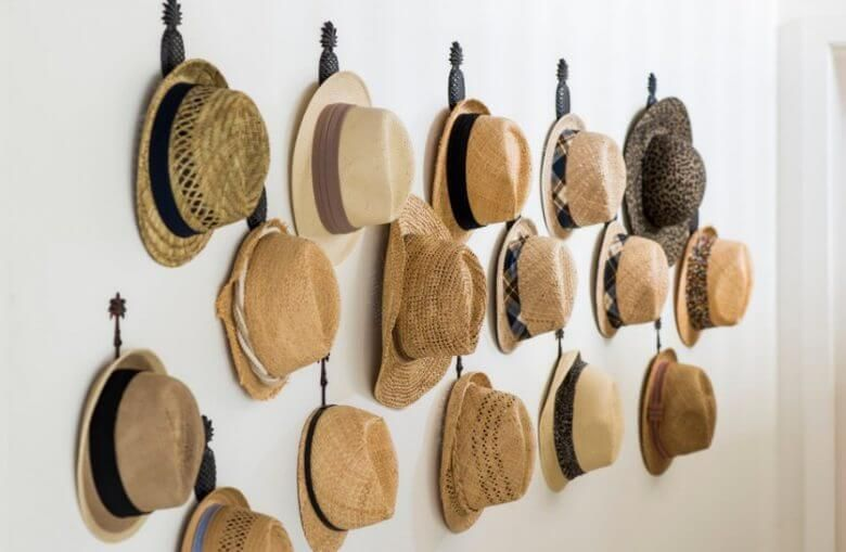 20 Super Cool And Affordable Diy Hat Rack Ideas Cuethat Diy Hat Rack Hat Wall Hat Display Ideas