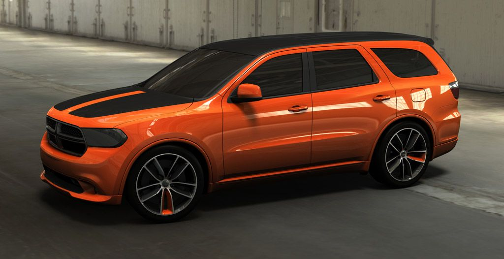 2016 Dodge Durango Finally The Went From Fugly To Bad