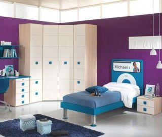 16 Extraordinary Purple Boys Room Foto Ideas Purple Kids Bedrooms Kids Bedroom Designs Big Boy Bedrooms