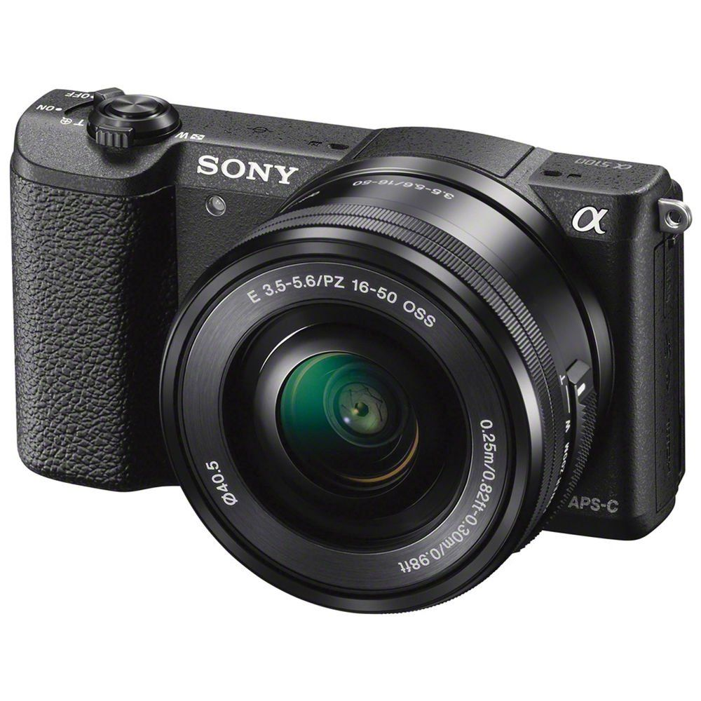 Sony A5100 Ilce5100l E Mount Digital Camera With 16 50mm Lens Sony Digital Camera Mirrorless Camera Sony Digital