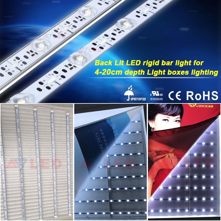 Backlight Led Bar Bar Lighting Led Advertising Signs
