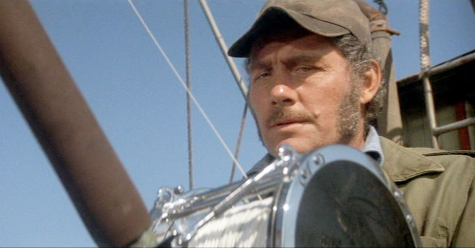 Image result for robert shaw jaws