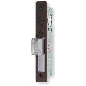Deadbolt Narrow Stile Aluminum Door By Adams Rite 83 41 Deadbolt Long Throw Hand Non Handed Steel Dark Bronze Fini Deadbolt Door Hardware Home Hardware