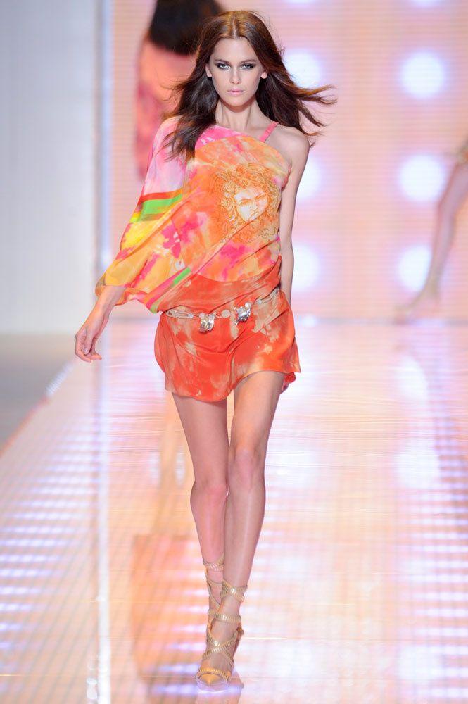 El decálogo de estilo de Donatella Versace | Donatella versace ...