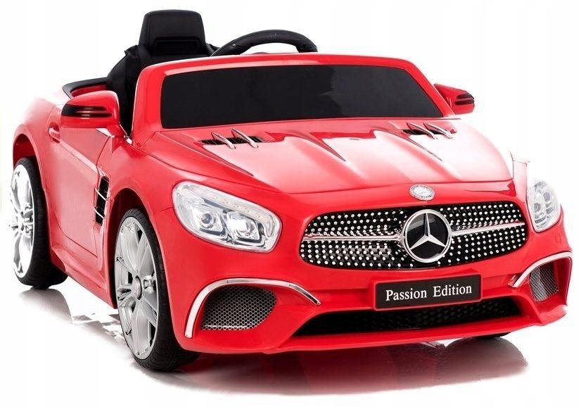 Auto Na Akumulator Mercedes Sl Czerwony 8645036327 Oficjalne Archiwum Allegro Toy Car Car Toys