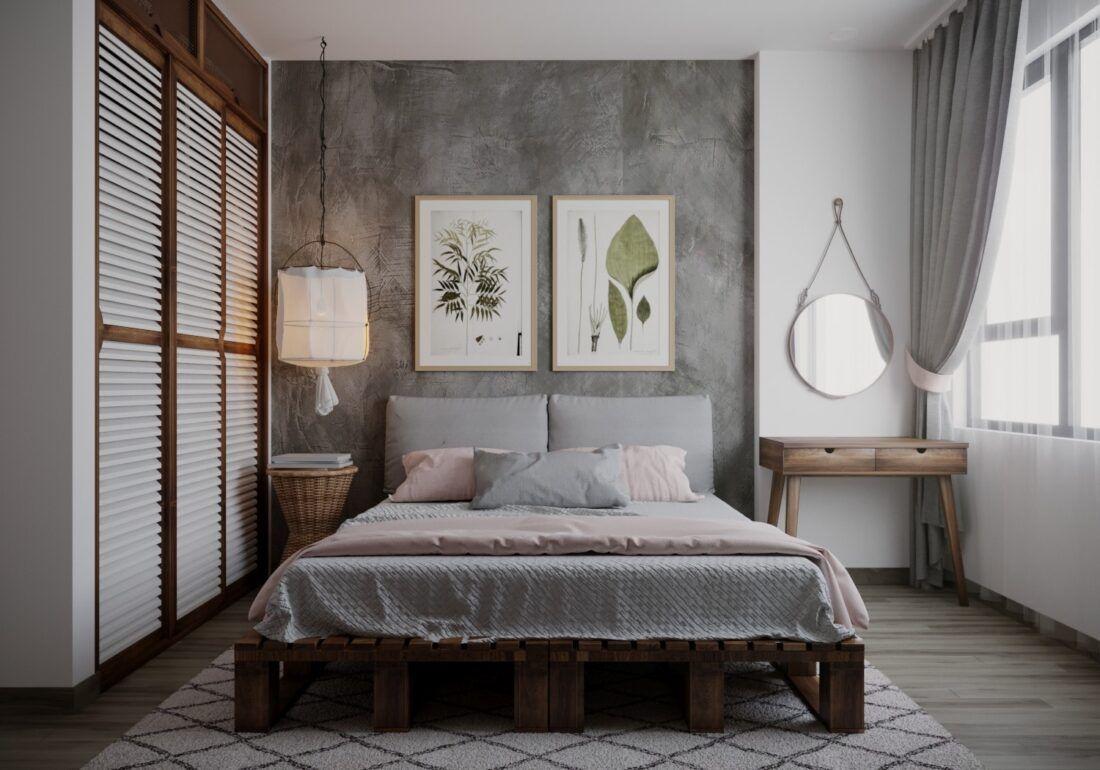 3d Interior Scenes File 3dsmax Model Bedroom 289 By Vu Truc Quynh Interior Architecture Visualization Bedroom Bedroom window frame model