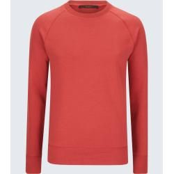 Photo of Rundhals-Pullover Ebbo in Rot Windsor