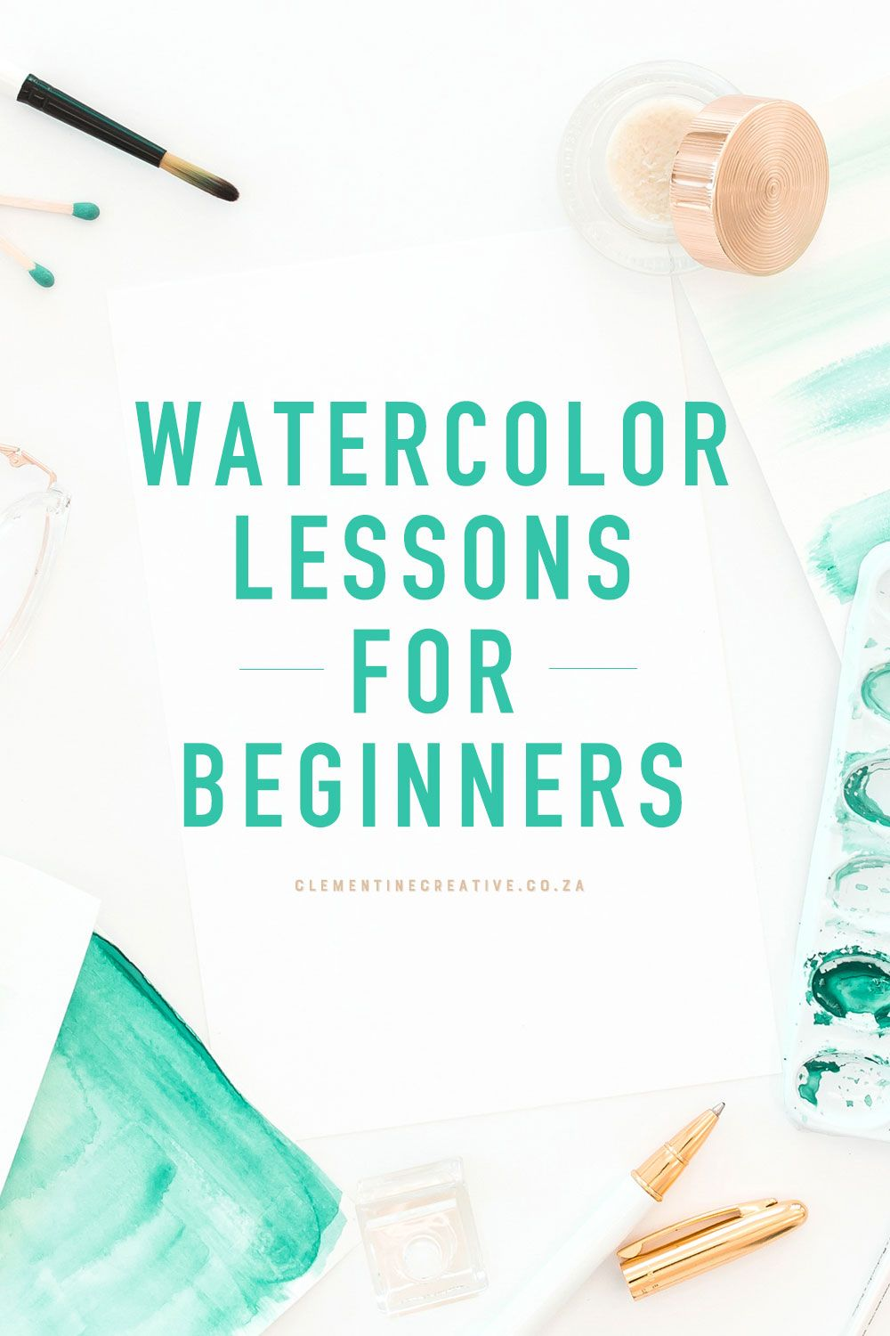 Learn Watercolor Painting With These Online Classes Learn