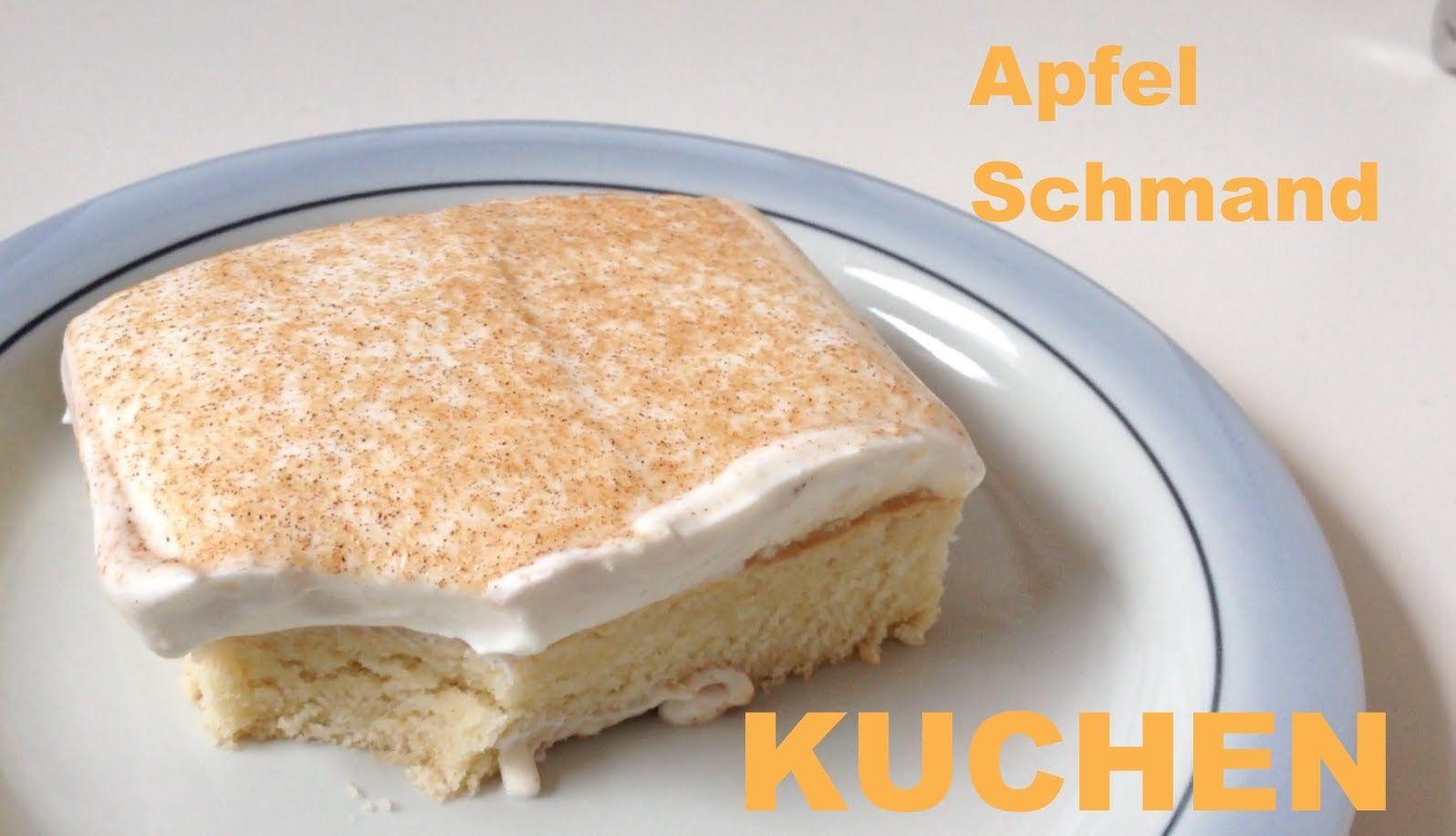 Apfel - Schmand - Kuchen I LECKER!!!