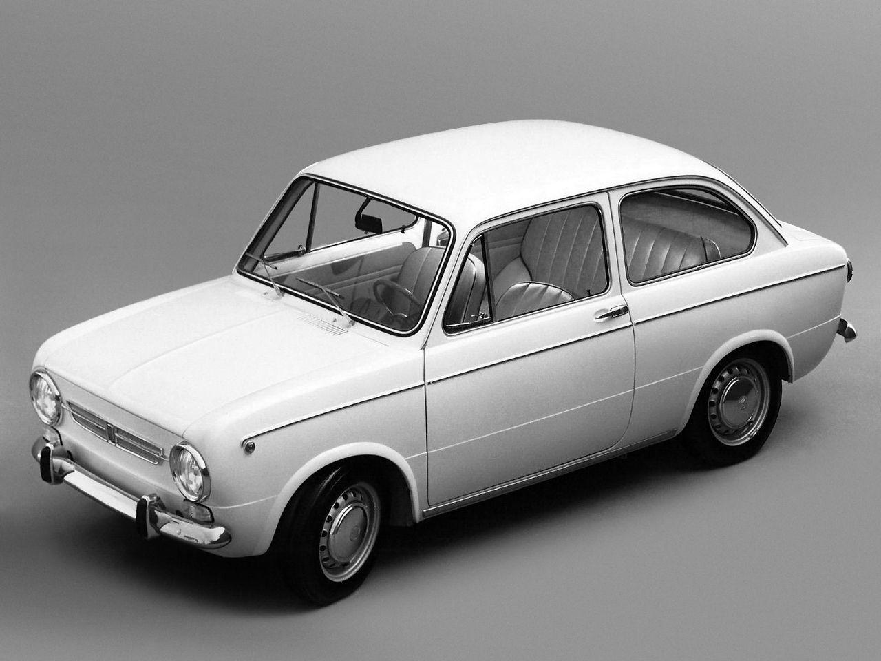Fiat 850 Special 1968 71 Fiat 850 Fiat Fiat 126