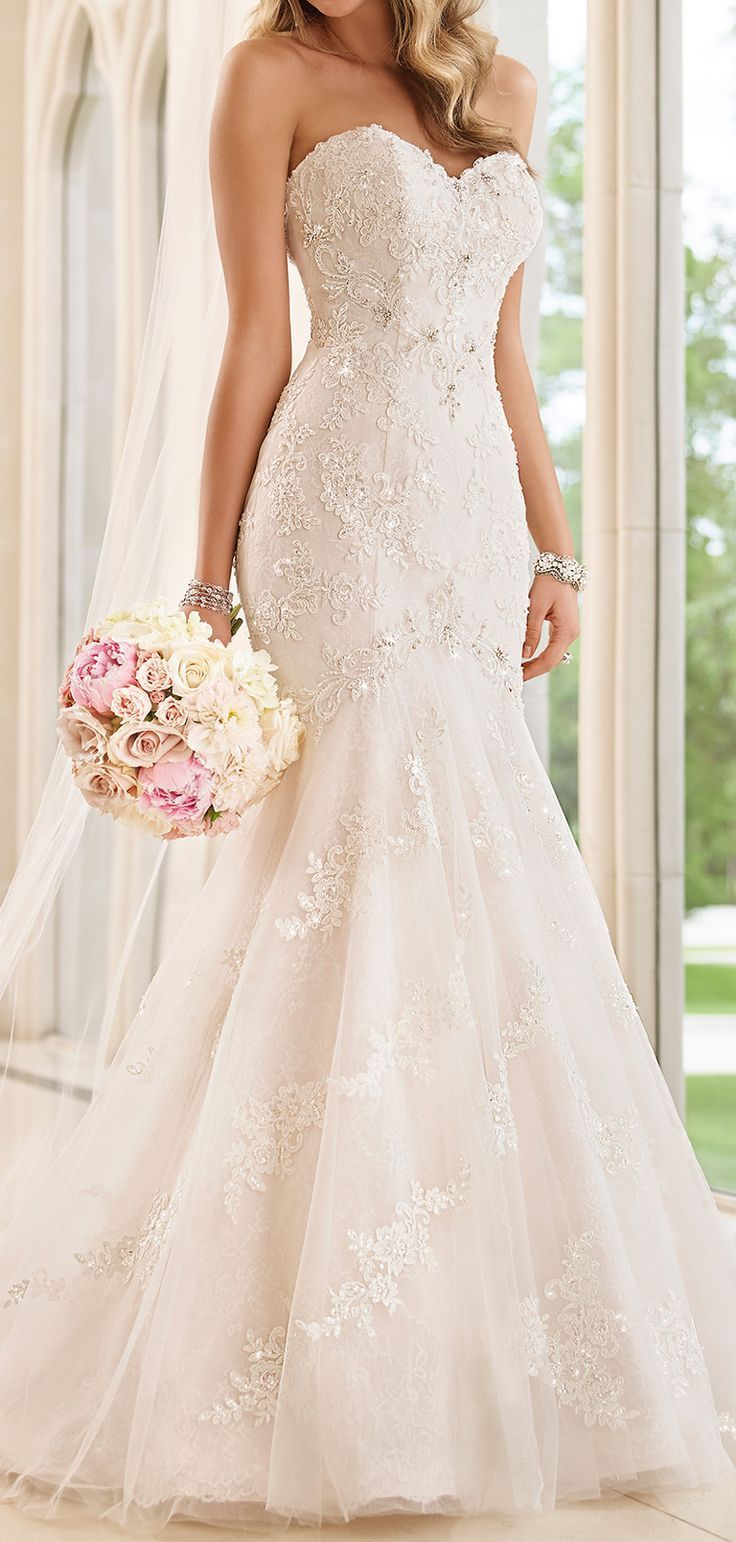 Pink wedding dress say yes to the dress  wedding dress  Say yes to the dress  Pinterest