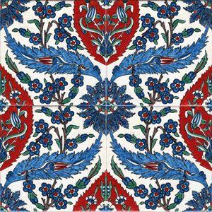 Decorative Spanish Tiles Tile Murals Spanish Tile Victorian Tile Decorative Tile