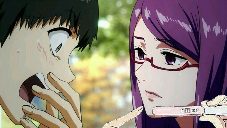 Pin By Zoro Kun On Pregnancy Test Anime