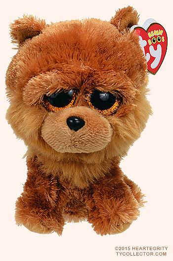 Barley - chow - Ty Beanie Boos Birthday  August 24  5262f2bfc1d