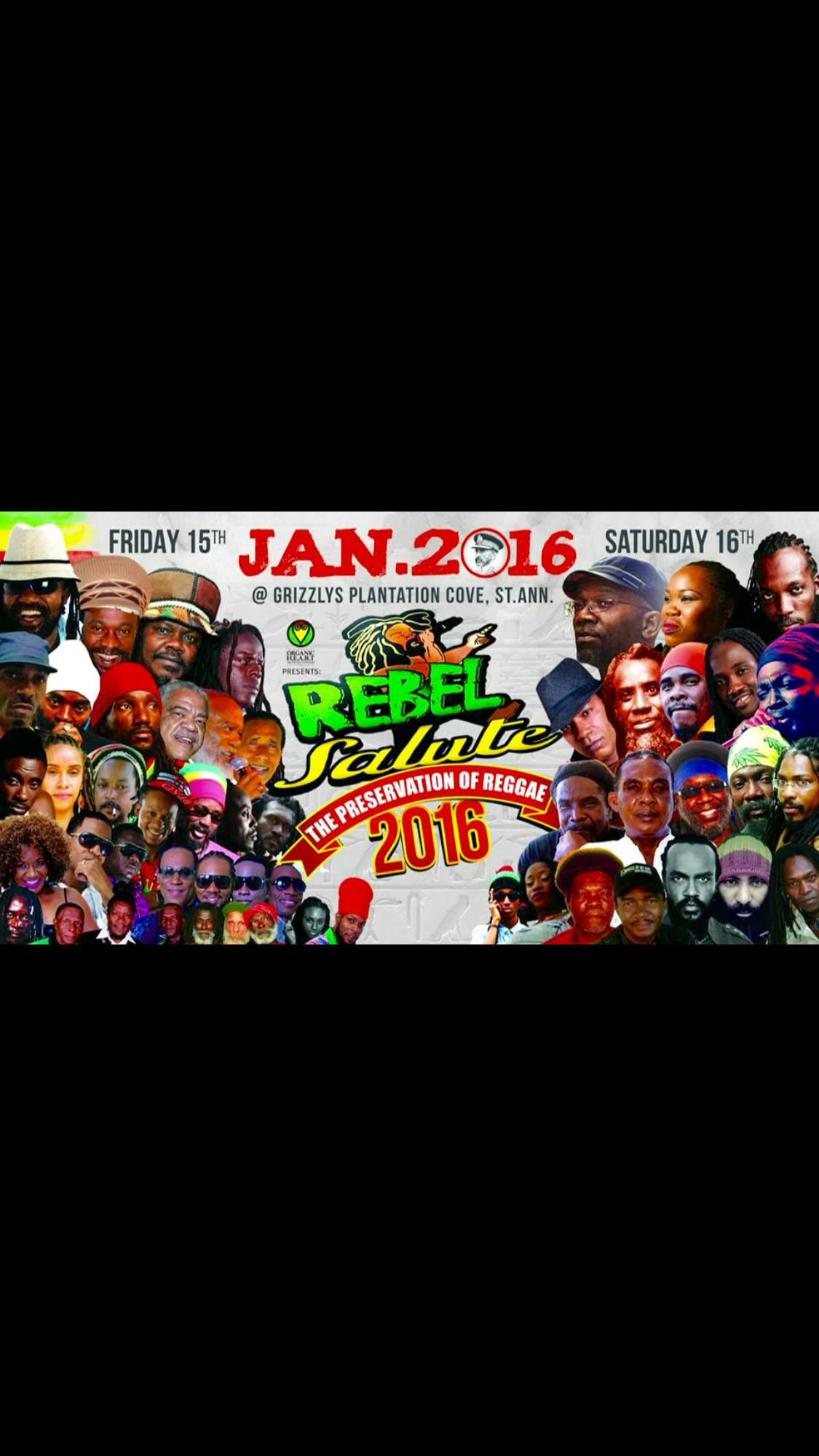 REBELSALUTE 2016 WILL BE A BLAST FROM THE PAST    WHO SEY