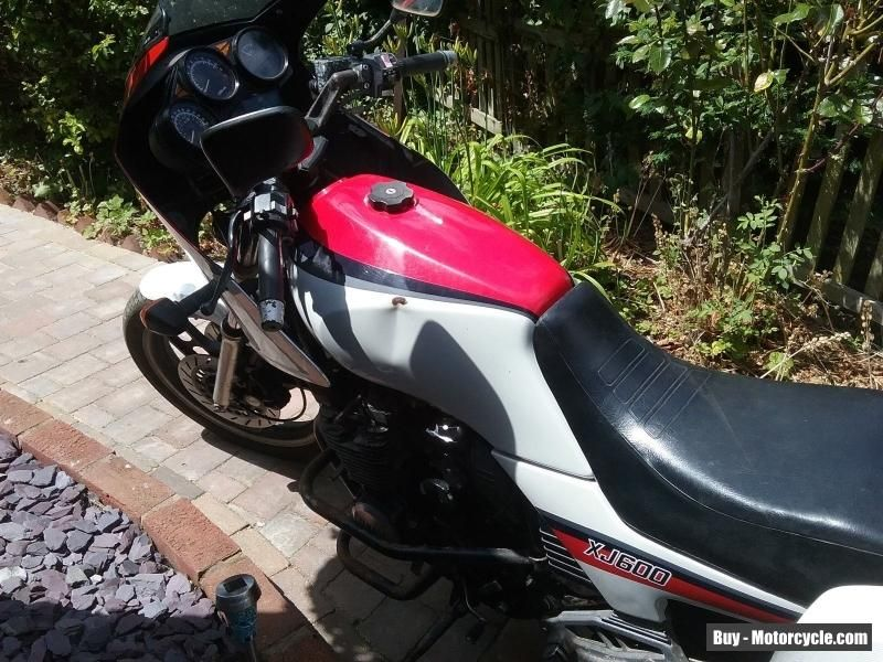 Yamaha Xj600 Pre Diversion 3 Bikes 2 Near Complete 1 Is Running And 1 In Parts Yamaha Xj Forsale Unitedkingdom Motorcycles For Sale Buy Motorcycle Yamaha
