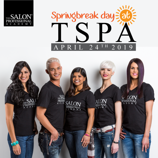 Senior High school Students come and spend the day at TSPA