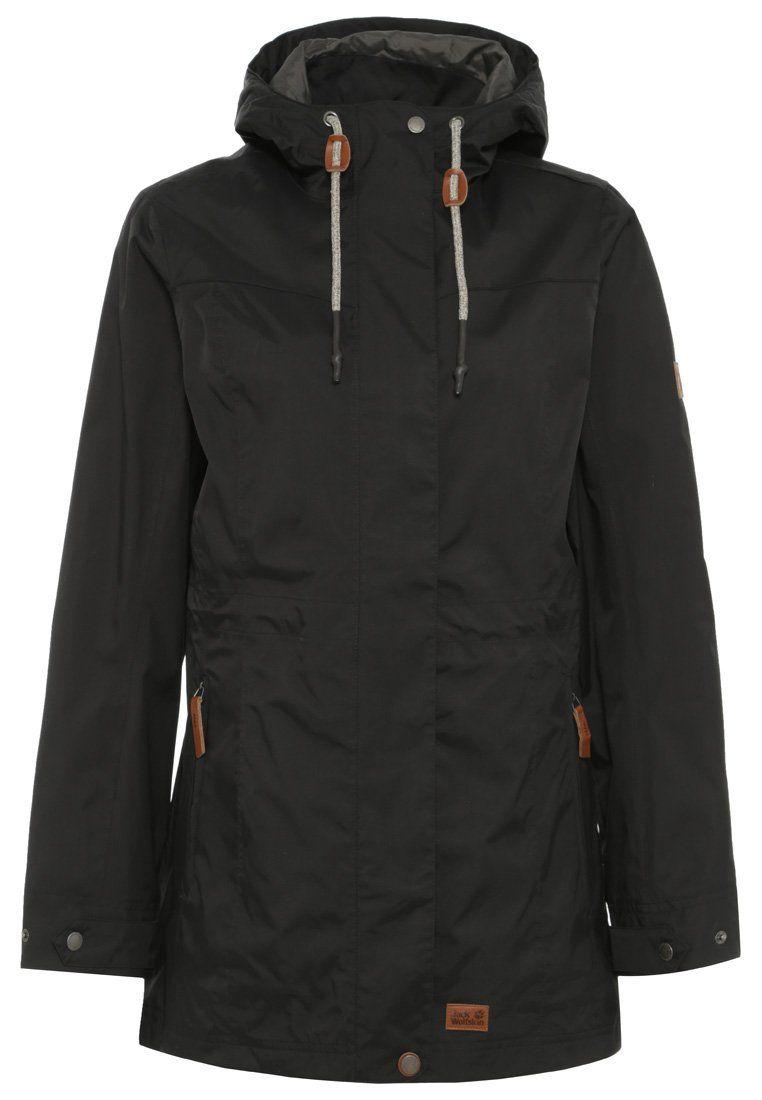 Kiranyi outdoorjas black black and fashion