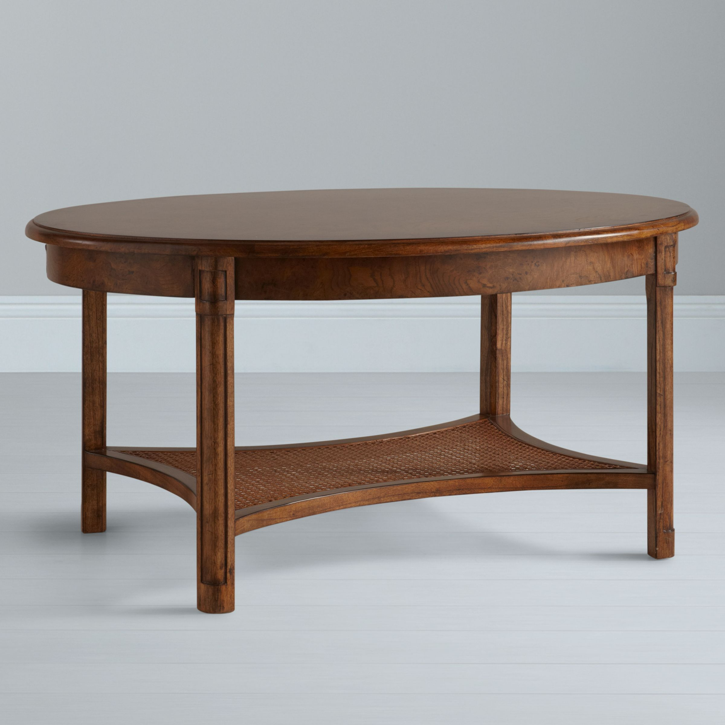 John Lewis Partners Hemingway Oval Coffee Table Oval Coffee