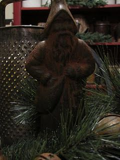 Beeswax Santa