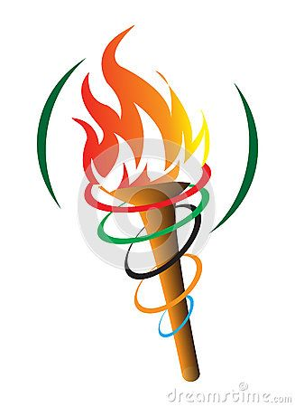 Olympic Symbol Torch Stock Photos, Images, & Pictures – (390 ...