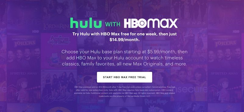 You Can Add Hbo Max To Your Hulu Base Plan And Stream Original Shows And Content Exclusively For Hbo Max Subscribers Here S How To Get Th Hbo How To Plan Hulu