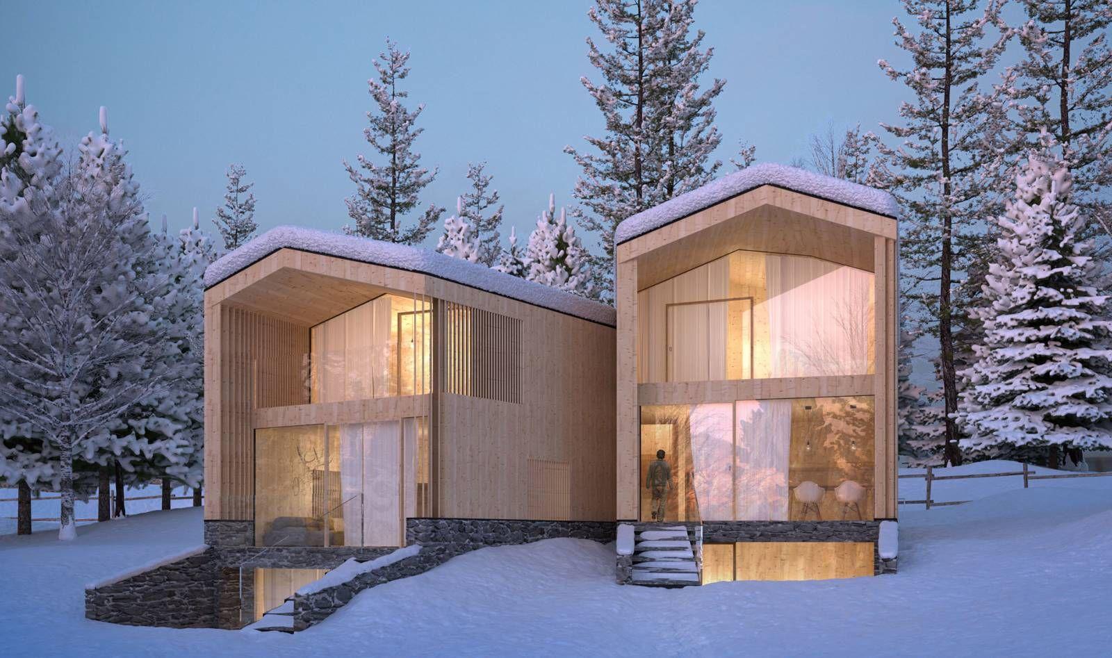Haus Carezza\' auf monovolume:architektur+design in Bozen, Italien ...